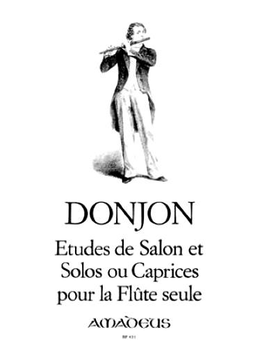 ETUDES DE SALON, SOLOS AND CAPRICES