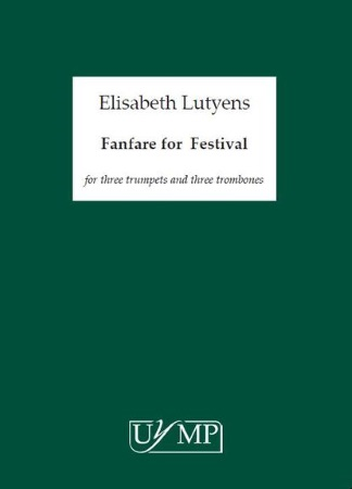 FANFARE FOR A FESTIVAL (set of parts)