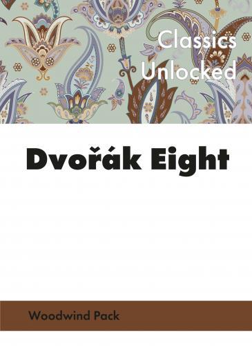 DVORAK EIGHT Woodwind Pack (score & parts)