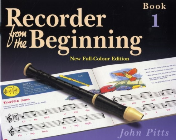 RECORDER FROM THE BEGINNING Book 1 (Soprano/Descant)