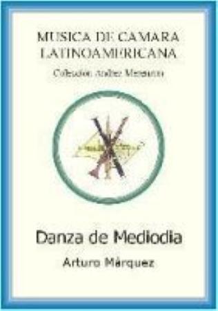 DANZA DEL MEDIODIA (score & parts)