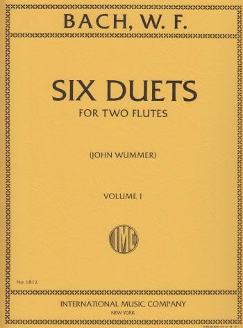 SIX DUETS Volume 1