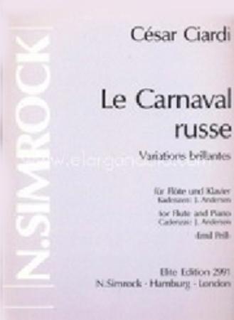 LE CARNAVAL RUSSE variations brillantes