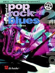 THE SOUND OF POP, ROCK & BLUES 2 + CD