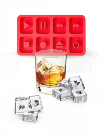 ICE TRAY The Chillers (Red)