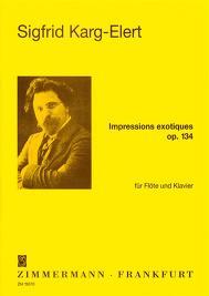 IMPRESSIONS EXOTIQUES Op.134