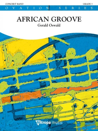 AFRICAN GROOVE (score & parts)