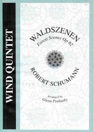 WALDSZENEN Op.82 (Forest Scenes)