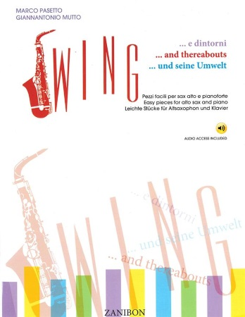 SWING AND THEREABOUTS + Online Audio