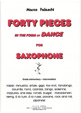 FORTY PIECES in the Form of Dance