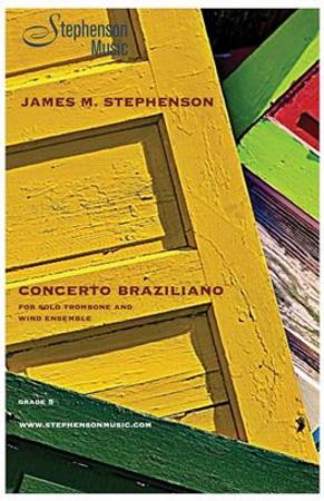 CONCERTO BRAZILIANO (score)
