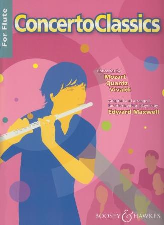 CONCERTO CLASSICS Mozart, Vivaldi & Quantz