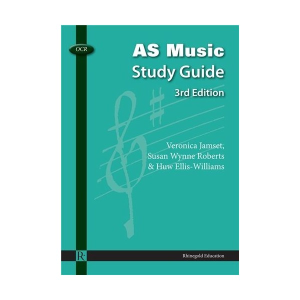 OCR AS MUSIC STUDY GUIDE 4th Edition
