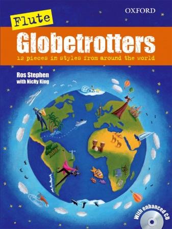 FLUTE GLOBETROTTERS + CD