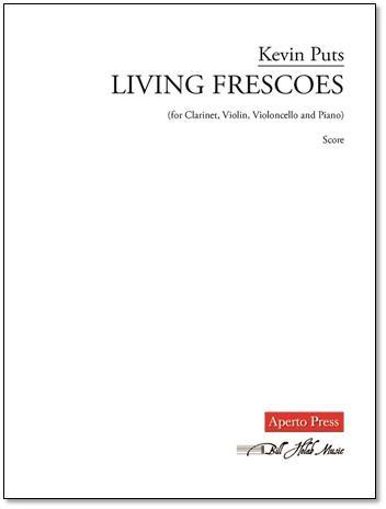 LIVING FRESCOES score & parts