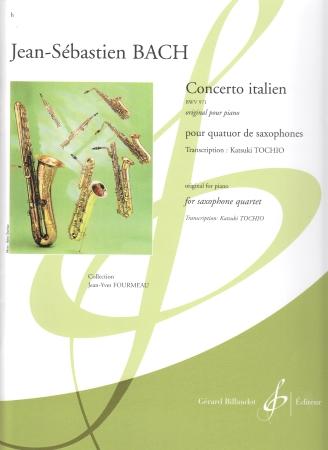 ITALIAN CONCERTO BWV971 (score & parts)