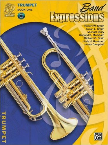 BAND EXPRESSIONS Book 1 + CD