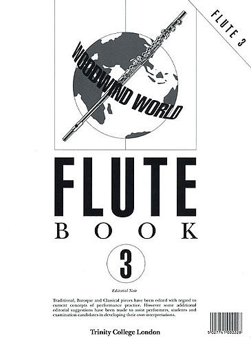 WOODWIND WORLD Flute Book 3 (part only)