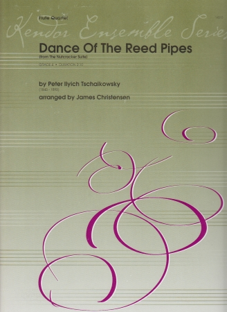 DANCE OF THE REED PIPES (score & parts)