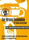 SCENE 2: BRASS ENSEMBLE Part E: Trombone/Euphonium/Bb Bass (bass)