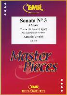 SONATA No.3 in a minor