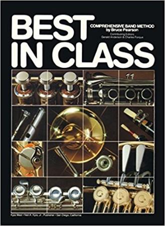 BEST IN CLASS: Book 1 (alto)