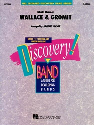 WALLACE & GROMIT (score)