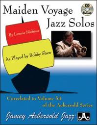 MAIDEN VOYAGE JAZZ SOLOS + CD
