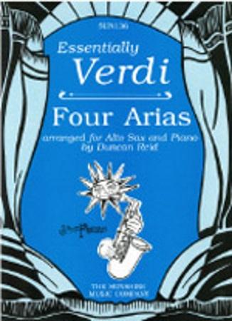 ESSENTIALLY VERDI: Four Arias