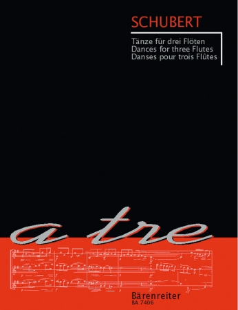 DANCES FOR THREE FLUTES (playing score)