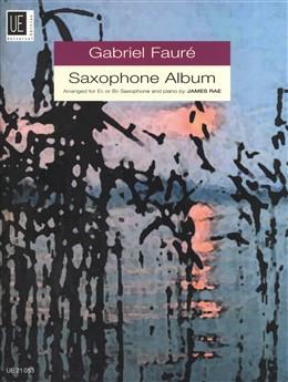 GABRIEL FAURE SAXOPHONE ALBUM