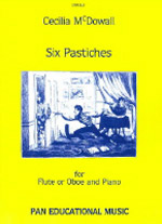 SIX PASTICHES