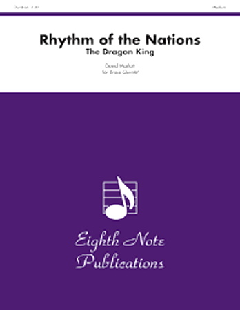 RHYTHM OF THE NATIONS The Dragon King