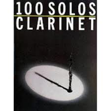 100 SOLOS for Clarinet