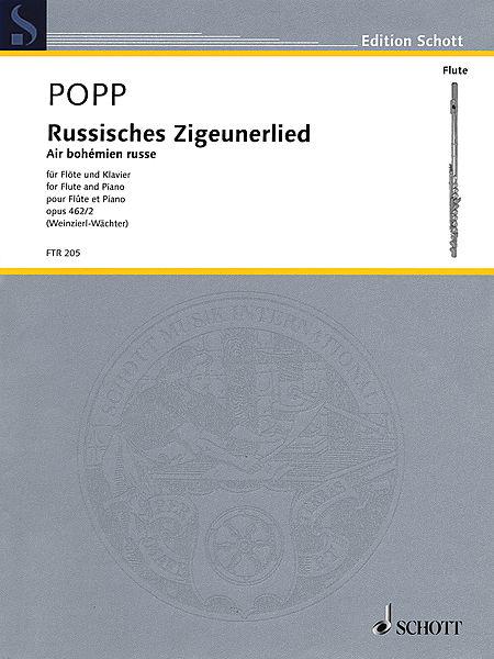 RUSSISCHES ZIGEUNERLIED Op.462 No.2