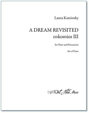 A DREAM REVISITED (playing scores)