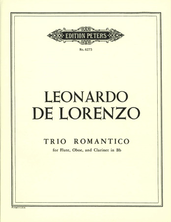 TRIO ROMANTICO Op.78 (score & parts)