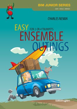 EASY ENSEMBLE OUTINGS (score & parts)