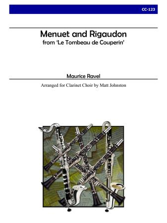MENUET AND RIGAUDON from Le Tombeau de Couperin