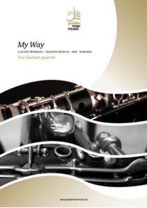 MY WAY (score & parts)