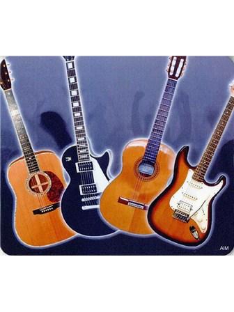 MOUSE MAT Guitar Design