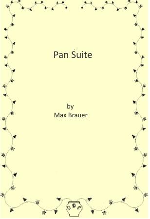 PAN SUITE (score & parts)