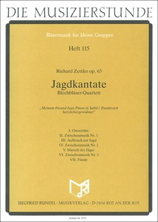 JAGDKANTATE Op.63