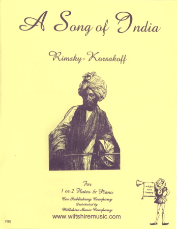 A SONG OF INDIA
