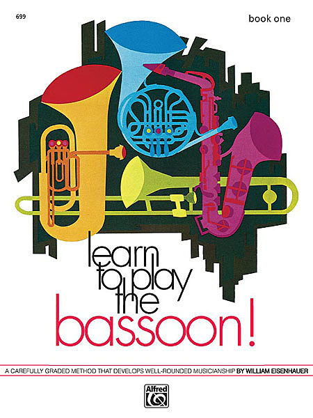 LEARN TO PLAY THE BASSOON Book 1