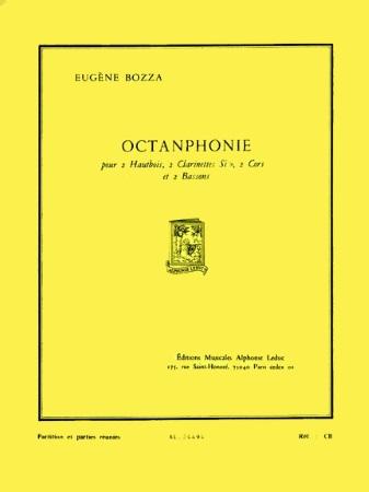 OCTANPHONIE (score & parts)