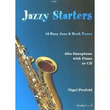 JAZZY STARTERS + CD