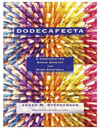 DODECAFECTA (score & parts)