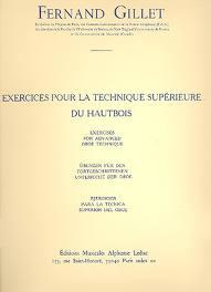 EXERCICES POUR LA TECHNIQUE SUPERIEURE