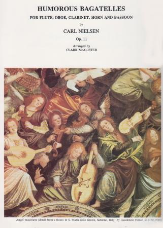 HUMOROUS BAGATELLES Op.11 (score & parts)